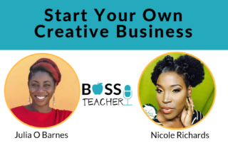 Start Your Own Creative Business