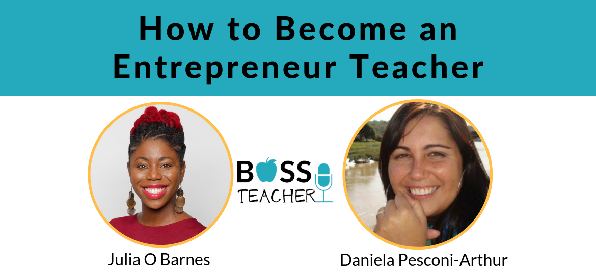 How to Become an Entrepreneur Teacher